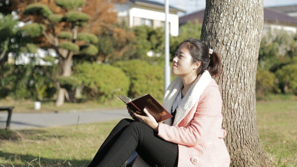 基督徒留學生的轉變